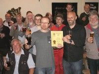 The Plough Inn awarded CAMRA Pub Of The Year Award for 2nd year running