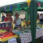 Congresbury Village Fete & Flower Show a great success