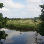 Congresbury's beautiful summertime surroundings