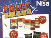 Nisa Local Offers – 27 Oct to 16 Nov 2014