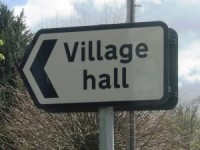 Double Boost for Village Hall / Community Centre