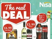 Nisa Local Offers – 8 Dec 2014 to 4 Jan 2015