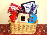 WIN this basket of goodies for Christmas!