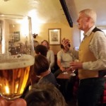 Craft Beer Tasting Evening at The Plough a great success!