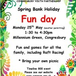 Spring Bank Holiday Picnic on the Green – Mon 25 May – 1:30pm-4:30pm