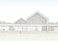 New Village Hall - Artist Impression