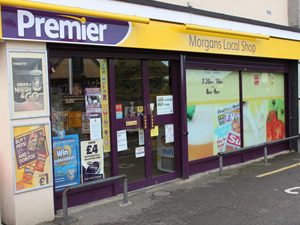We welcome Morgans Local Shop