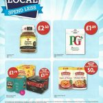 Nisa Local Offers – 3 Oct to 23 Oct 2016
