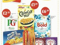 Nisa Local Offers – 2 Jan to 22 Jan 2017