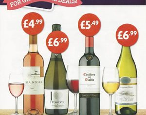 Nisa Local Offers – 17 Apr to 7 May 2017