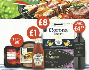 Nisa Local Offers – 8 May to 28 May 2017