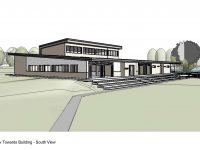 New Village Hall - Revised Plans