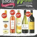 Nisa Local Offers – 11 Sep to 1 Oct 2017