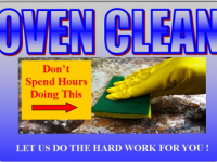 We welcome Oven Clean Express