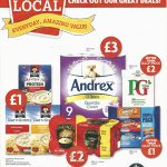 Nisa Local Offers – 2 Oct to 22 Oct 2017