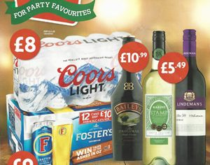 Nisa Local Offers – 23 Oct to 12 Nov 2017