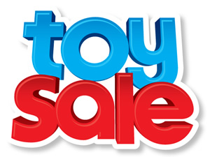 Toy Sale & Coffee Morning