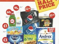 Nisa Local Offers – 1 Jan to 21 Jan 2018