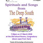 Congresbury Singers - 17 March 2018