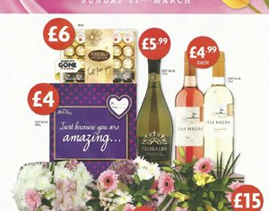 Nisa Local Offers – 5 Mar to 25 Mar 2018