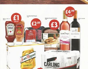 Nisa Local Offers – 7 May to 27 May 2018