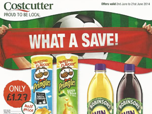 Costcutter Offers - 2 June to 21 June 2014
