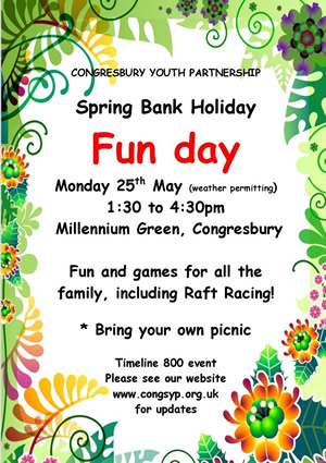 Spring Bank Holiday Picnic on the Green