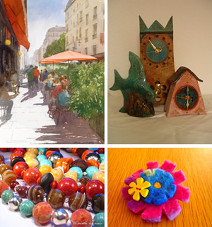 Arts & Crafts Fair and Heritage Trail Weekend