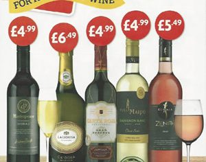Nisa Local Offers – 23 Jan to 12 Feb 2017