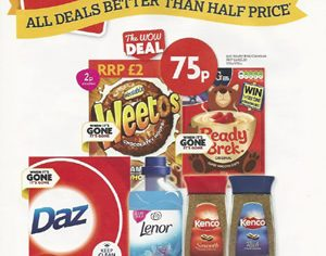 Nisa Local Offers – 13 Feb to 5 Mar 2017
